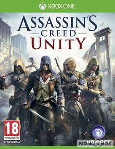 Xbox one *Assassins Creed Unity* Download