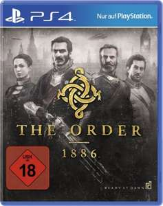The Order 1886 Limited Edition für 39,99 EUR inkl. VSK @Saturn