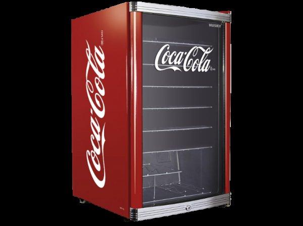 [Saturn] HUSKY HighCube CocaCola-Getränkekühlschrank, HUS-CN 166