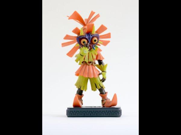 Leider vorbei!  Saturn online 2x Horrkid / Skull Kid Statue Zelda Majoras Mask für 34,96 EUR inkl. Newslettergutschein