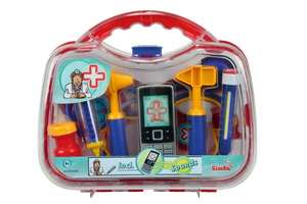 [Prime] Simba Toys 105540698 - Doktorkoffer mit Handy 9,68€ inkl. Versand