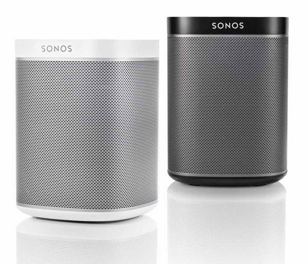 [@rc-service.de] Sonos Play 1 Weiß und Schwarz für 179,00€