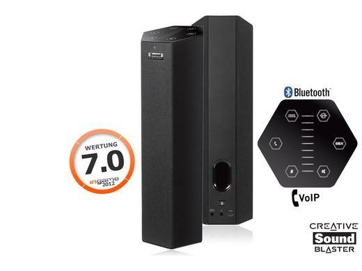 [IBood] Creative Sound Blaster Axx SBX 10 Wireless-Lautsprecher für 35,90€ inc.Versand