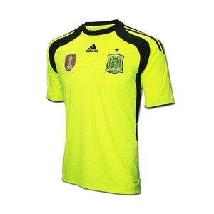 Adidas Spanien TW Away Trikot G85340 statt 79.00 Euro 19,95 Euro
