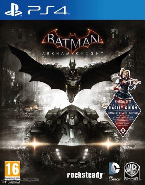 Batman Arkham Knight Ps4/Xbone/Pc