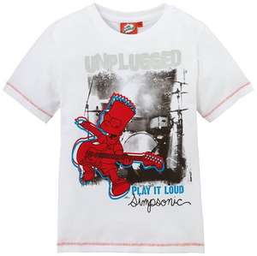 Amazon Prime - The Simpsons Jungen T-Shirt ( Größe 116) Nur 5,95 €