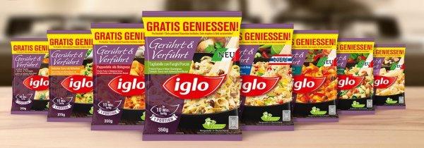 Iglo Gerührt & Verführt Geld Zurück