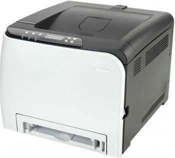 [Office Partner] Ricoh SP C250DN - Drucker - Farbe - Duplex - Laser - A4/Legal - 2400 x 600 dpi - Kapazität: 250 Blätter - USB2.0, LAN, Wi-Fi(n), USB-Host (901285) für 94,-€ Versandkostenfrei