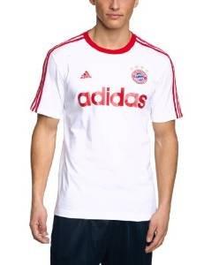 Adidas FC Bayern München Core Graphic T-Shirt ab 10,32€ @Amazon.de (Prime)