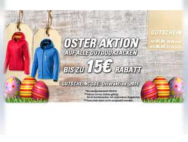 CMP Jacke für 44,95€ dank 15€ Rabatt auf Jacken bei Intersport