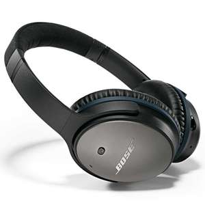 €206  [Amazon ES] Bose® QuietComfort® 25 Acoustic Noise Cancelling® Headphones, schwarz