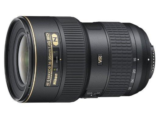 Nikon AF-S Nikkor 16-35mm f4.0 G ED VR für 758,92 € @Amazon.it