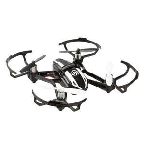 Quadrocopter NINETEC Spyforce1 Mini mit integr. HD Video Kamera + 2GB Micro-SD Karte für 49,99€ @eBay