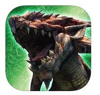 Monster Hunter Freedom Unite für iOS reduziert von 14.99€ auf 9.99€