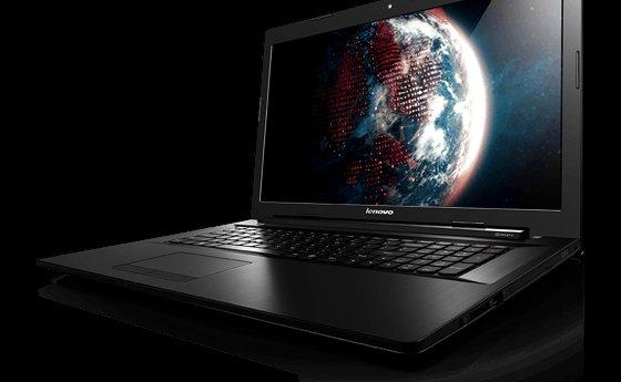 Lenovo G70-70 - Intel Pentium 3558U, 4GB RAM, 500GB HDD, 17,3 Zoll mit 1600x900 - 249,90€ - Notebooksbilliger.de