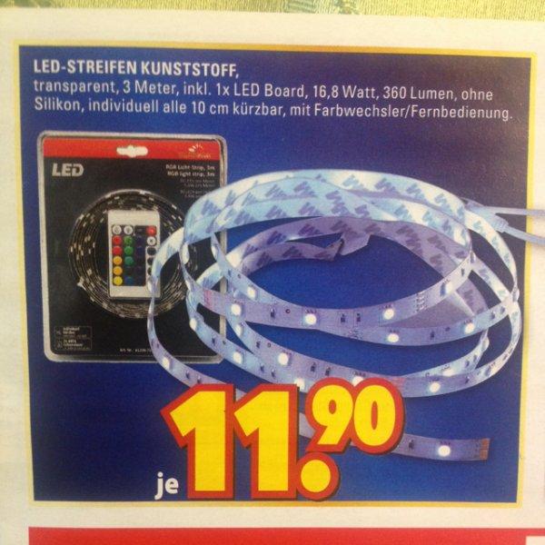 [lokal Essen Steele] 3 Meter LED Band