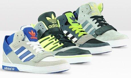 adidas Unisex Sneaker Hi Hardcourt Defender oder Hi Hard Court Relevator für 39,95 € +2,99 Versand (56% sparen*)