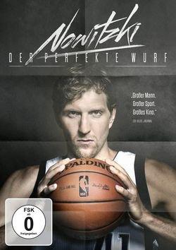 """[Media Markt Würzburg] DVD """"Dirk Nowitzki - Der Perfekte Wurf"""" - 7,90€ Pre-Release (Bluray für 9,90€)"""