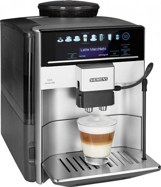 [Saturn online & lokal] Kaffeevollautomat Siemens TE603501DE EQ.6 series 300 für 549,-