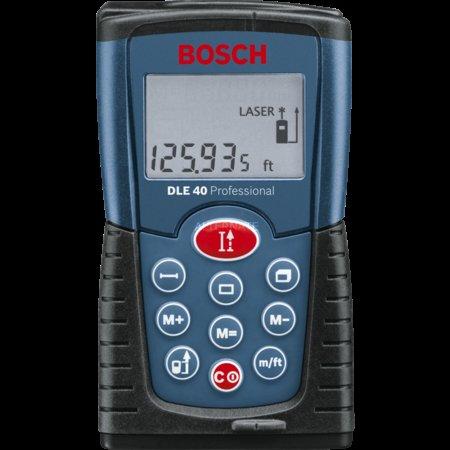 ZackZack! Bosch Laser-Entfernungsmesser DLE 40