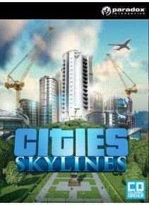 Cities: Skylines STEAM CD-KEY GLOBAL (kein VPN)