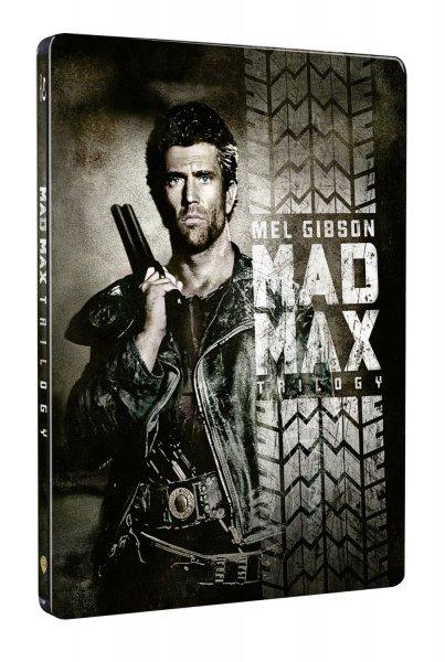 [Amazon.es] Mad Max Trilogy im Steelbook (Blu-ray) für 18 € + Versand