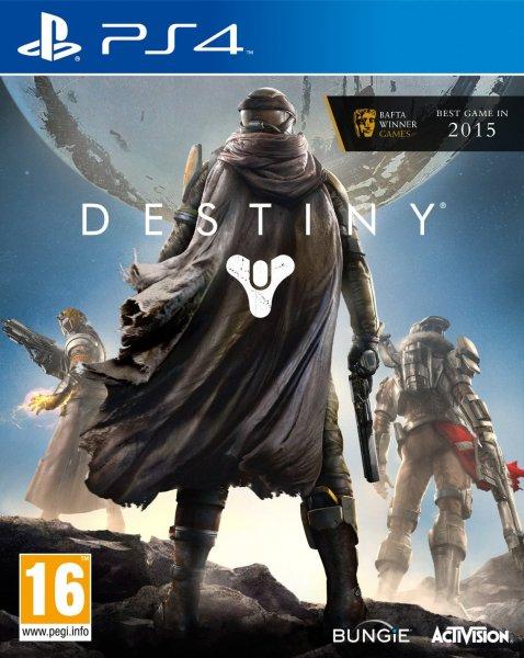 Destiny PS4 amazon.uk für 15 Pfund (20,60€) zzgl. 4,37€ Versand