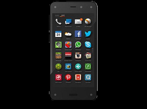 AMAZON Fire Phone 32GB Schwarz