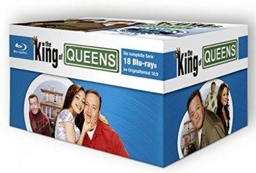 The King of Queens Superbox (18 Blu-rays) für 77,77€ @Alphamovies
