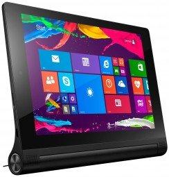 "Lenovo Yoga Tablet 2 8 - 8"" FHD, Intel Z3745 (4x 1,86 GHz), 2GB Ram, 32 HDD, 8MP Kamera, A-GPS, Win 8.1 für 199€@Comtech"