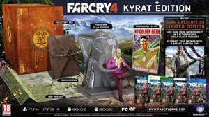 Far Cry 4 - Kyrat Edition (PS4 oder Xbox One je 49,94€ & PC 37,95€)