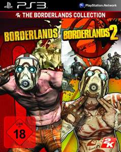 Borderlands Collection (1 + 2) für PS3 10,95€ / Xbox 360 12,99€