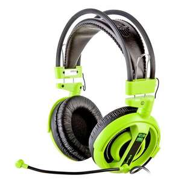 [Prime] e-Blue Cobra I PC- / Gaming-Kopfhörer Grün grün