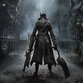 [PSN, PS4 Design] Statisches Bloodborne Design (PS+ Exklusiv) und Run all Night (kostenlos)