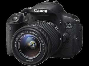 Canon EOS 700D +18-55 IS STM