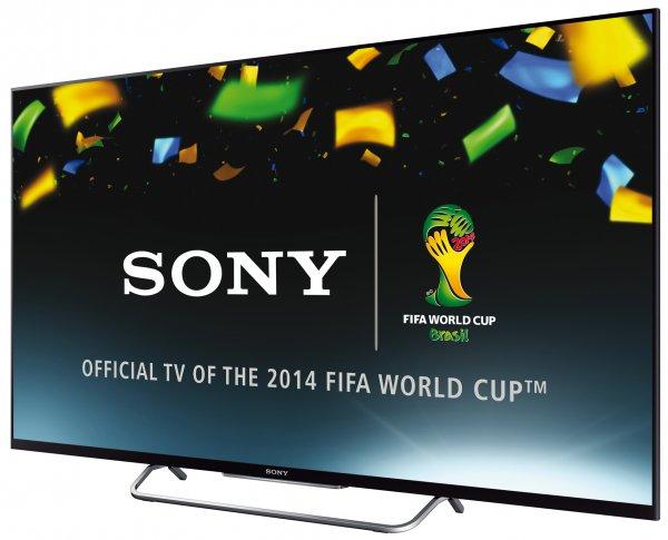 """Sony TV KDL-42W805B 107 cm (42"""") passiver 3D-Fernseher für 429,99 € bei Ebay"""