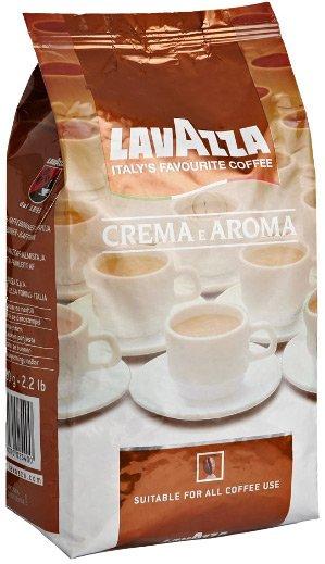 [Lokal] LAVAZZA Crema e Aroma 1kg Bohnen 9,99.- EUR - Netto Discount (ohne Hund), evtl. bundesweit?