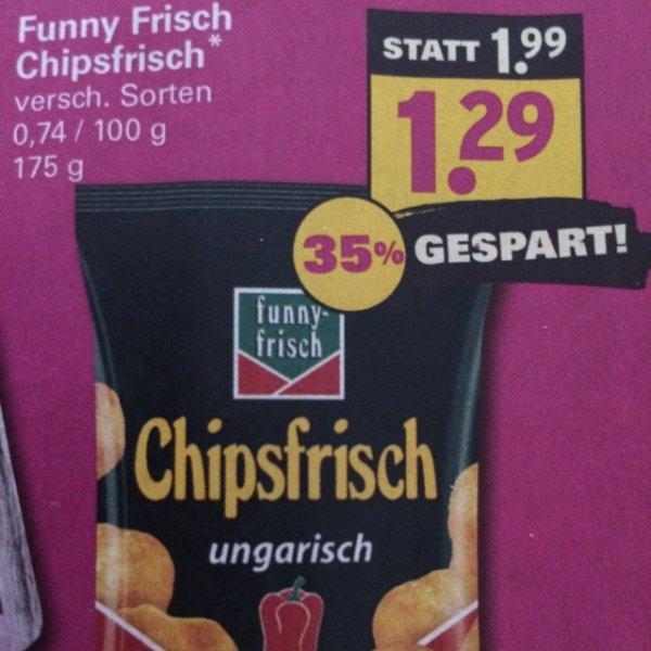 [netto mit Hund] Funny Frisch Chipsfrisch versch. Sorten nur gültig am 18.04.15