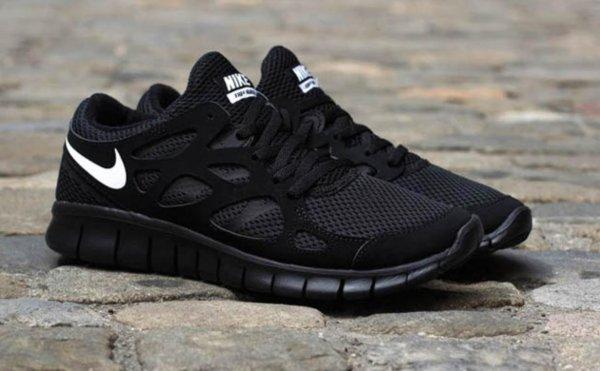 Nike Free Run 2 NSW Black White für 79,99€ inkl. VSK noch viele Größen + 4% Qipu