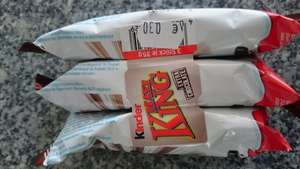[Lokal rewe riedstadt] Kinder Maxi King Extra Choclate 3er Pack