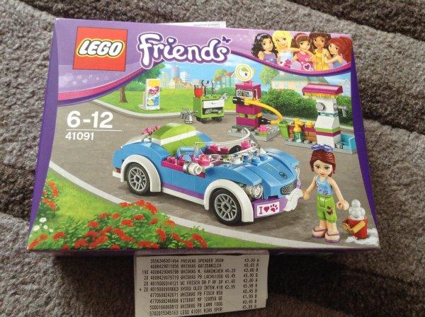 Lego Friends 41091 Mias Sportflitzer bei Rossmann