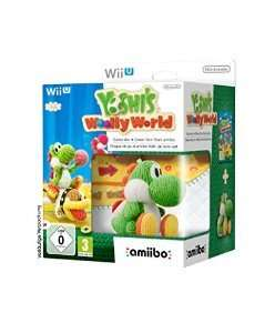 [Wii U] Yoshi's Woolly World Special Edition + Amiibo