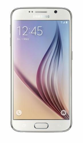 Samsung Galaxy S6 32 GB weiß für 599 € @ Tchibo am 10.4. ab 10 Uhr