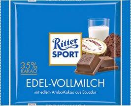 [Kaufland Heidelberg] Ritter Sport 100g für 0,59 EUR