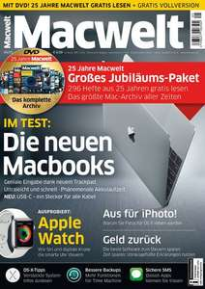 MacWelt Jahrgänge 1990 bis 1994 als kostenloser PDF Download