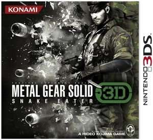 [3DS] Metal Gear Solid Snake Eater 3D