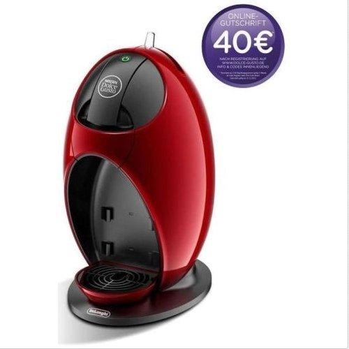 Nescafé Dolce Gusto Jovia rot inkl. 40 EUR Guthaben für 49,99 € @ebay computeruniverse