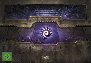 StarCraft II: Heart of the Swarm (Add-On) - Collector's Edition (PC/MAC)