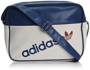 [Amazon] Prime adidas Umhängetasche Airline Bag Perforated