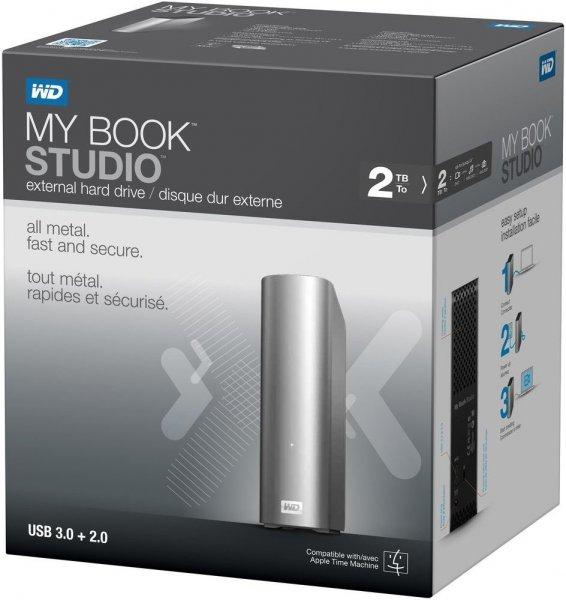 "[Conrad.de] Western Digital My Book Studio 2TB Mac 3,5"" Festplatte"